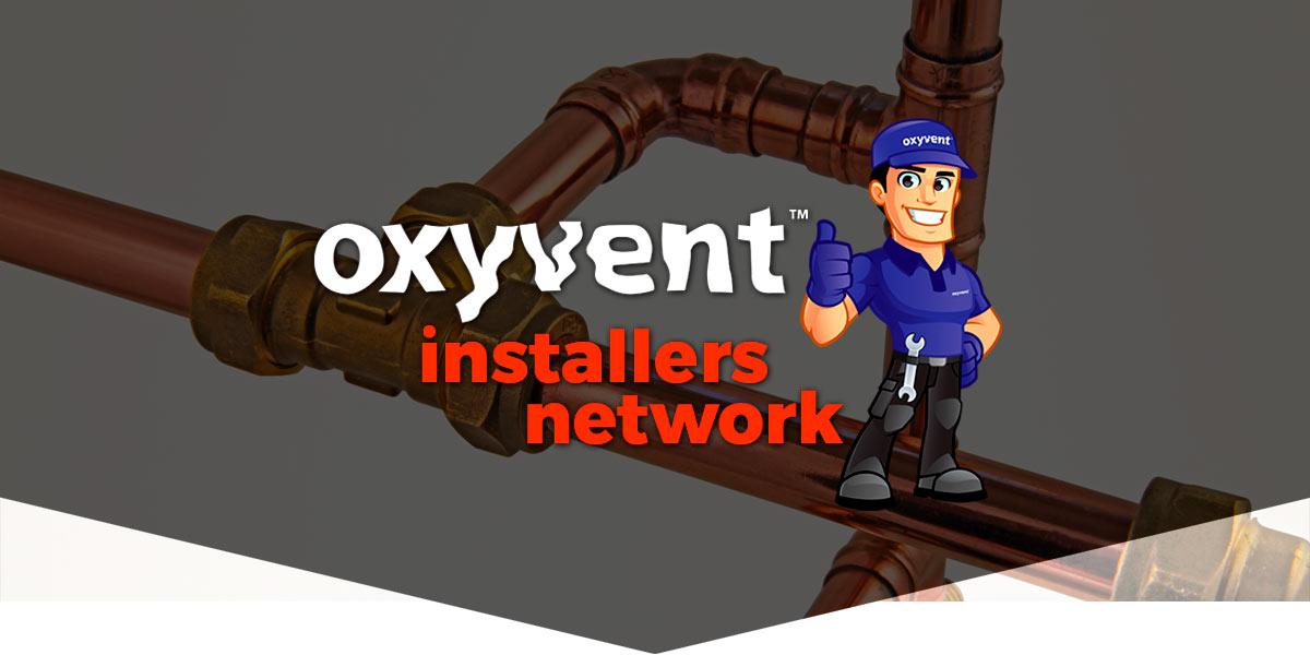 Oxyvent installers network