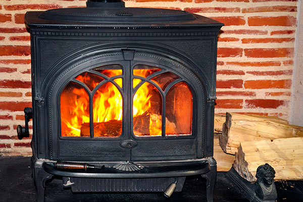 Solid fuel heating Ireland